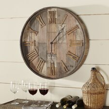 Malbec Wall Clock