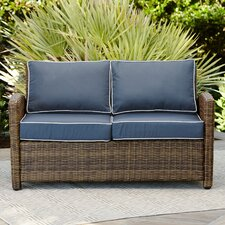 Lawson Wicker Loveseat