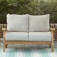 Summerton Teak Loveseat