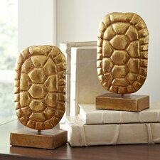 Turtle Shell Decor (Set of 2)