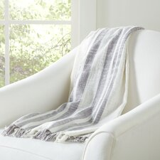 Sharon Striped Throw