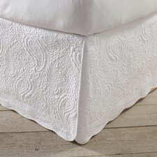 Josephine Quilted Bed Skirt