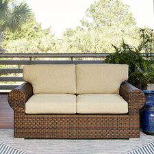Brookhaven Wicker Loveseat