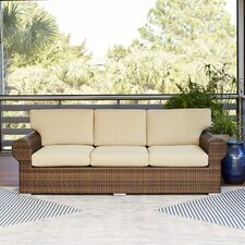 Brookhaven Wicker Sofa