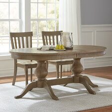 Seneca Extending Oval Dining Table