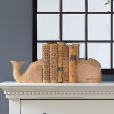 Waterside 2 Piece Book End Set
