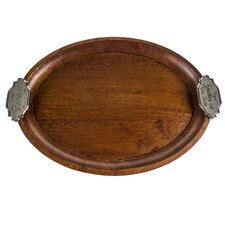 Come Gather Large Serving Tray
