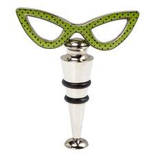 Retro Eyeglasses Wine Stopper