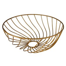 David Tutera's Old Hollywood Wire Nesting Basket