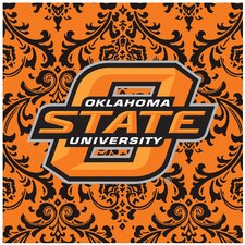 Oklahoma State University Square Occasions Trivet