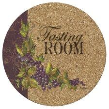 Tasting Room Cork Trivet
