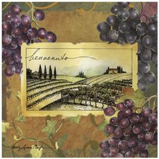 Vineyard Welcome Occasions Trivet