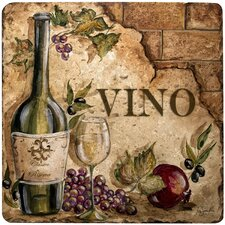 Vino Travertine Ambiance Trivet