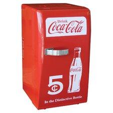 Coca Cola 12-Can Retro Compact Refrigerator
