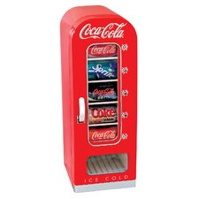 Coca Cola 10 Can Vending Refrigerator