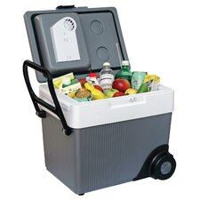 33 Qt. Kargo Rolling Electric Cooler