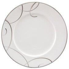 """Elegant Swirl 10.75"""" Dinner Plate"""