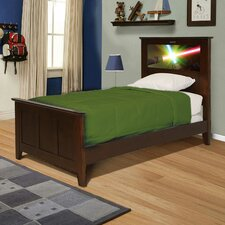 Shaker Panel Bed