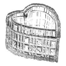 "Crystal 5"" Candy/Jewelry Box"
