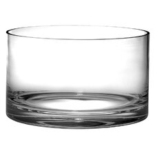 Classic Clear Straight Sided Bowl