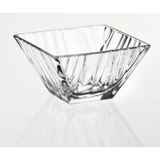 Ice Glass Serving Bowl