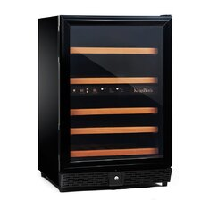 50 Bottle Dual Zone Built-In Wine Refrigerator