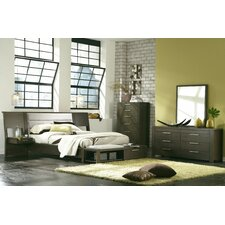 Hudson Platform Customizable Bedroom Set