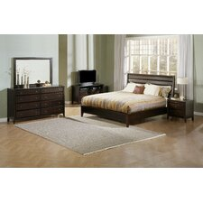 Kendall Panel Customizable Bedroom Set