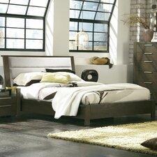 Hudson Upholstered Platform Bed