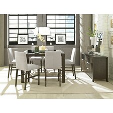 Hudson 7 Piece Counter Height Dining Set