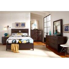 Sierra Platform Customizable Bedroom Set