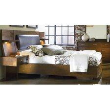 Sydney Upholstered Platform Bed