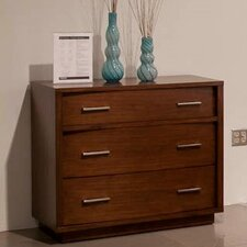 Sydney 3 Drawer Chest