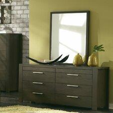 Hudson 8 Drawer Dresser with Mirror