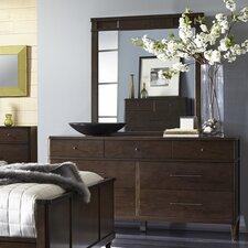 Brisbane 7 Drawer Dresser with Mirror