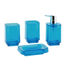 Zion 4 Piece Bath Accessory Set