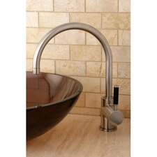 Kaiser Single Handle Vessel Sink Faucet
