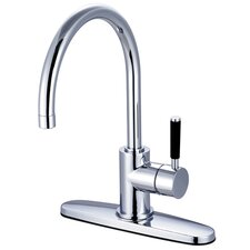 Kaiser Gourmetier Single Handle Kitchen Faucet