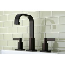 Continental Double Handle Widespread Bathroom Faucet