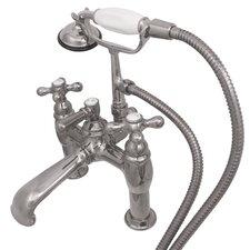 Vintage Clawfoot Tub Faucet
