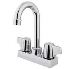 Vista Double Handle Centerset Bar Faucet