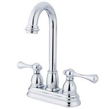 Vintage Double Handle Centerset Bar Faucet