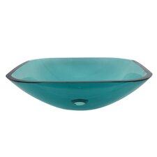 Templeton Glass Vessel Bathroom Sink