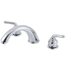 Magellan Two Handle Roman Tub Faucet