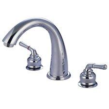Roman Double Handle Roman Tub Faucet