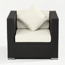 Sessel mit Auflage
