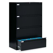 9300 Series 4-Drawer  File