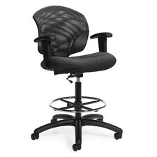Tye Low-Back Mesh Task Chair with Arms