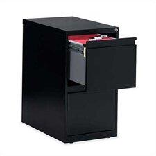 G Series 2-Drawer File Pedestal