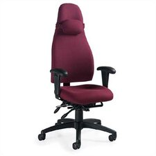 OBUSForme High-Back Pneumatic Executive Chair